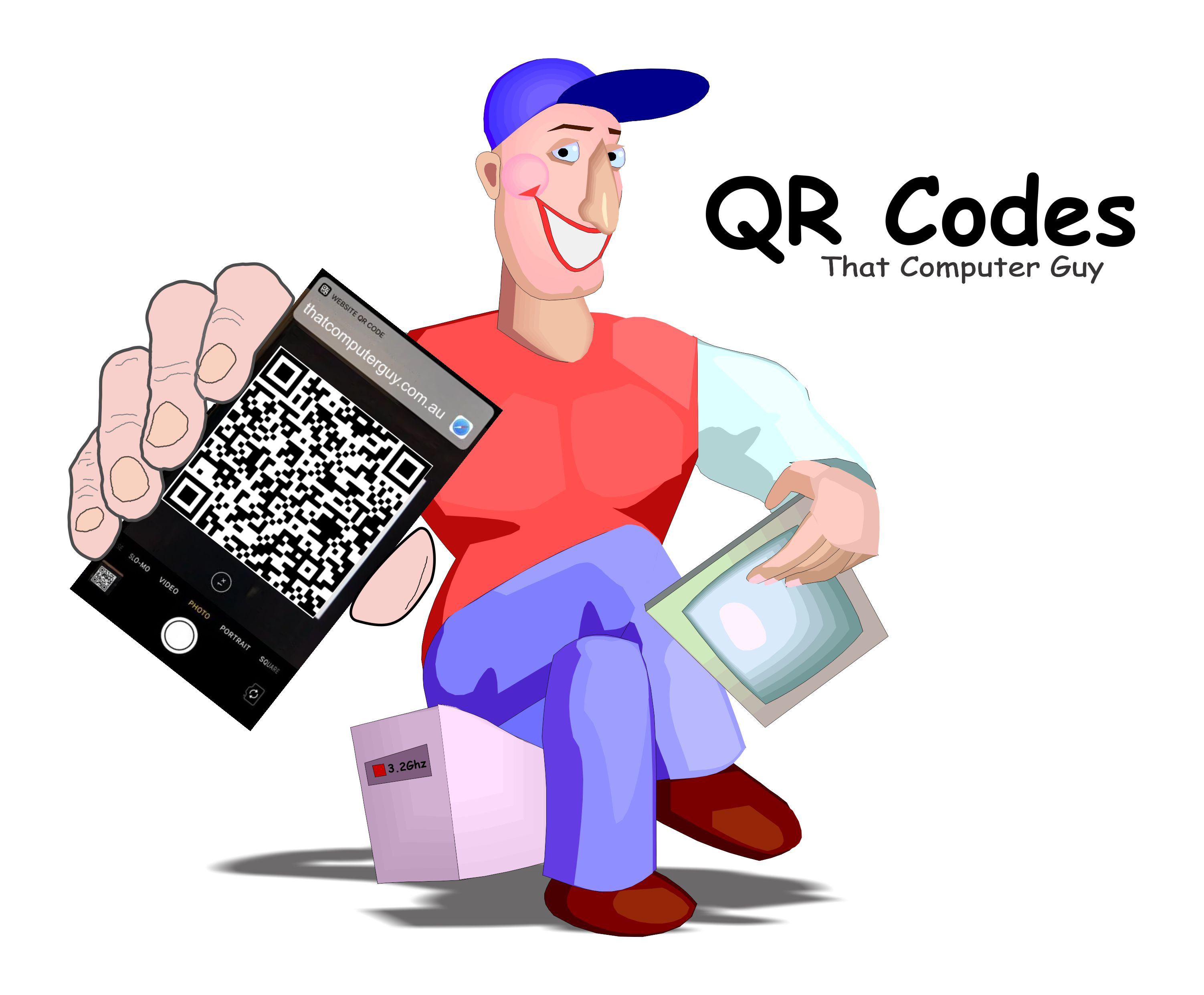 QRCode for new business setup
